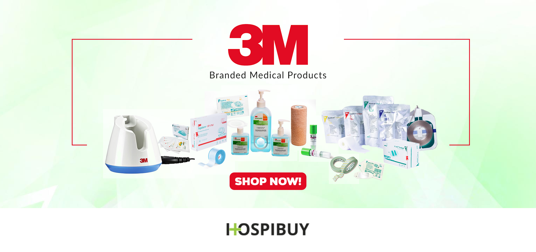 Hospibuy -  Medical Consumables
