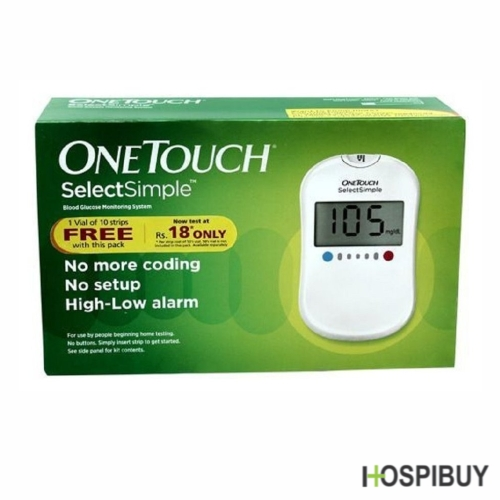 Glucometer One Touch Select