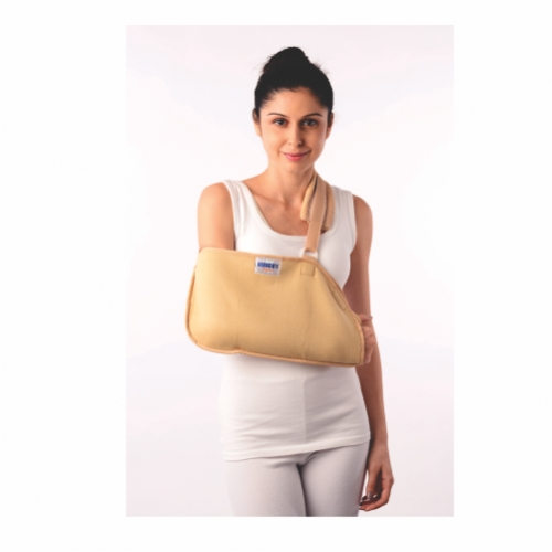 Arm Pouch Sling.
